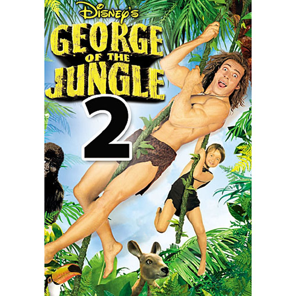 George of the Jungle 2 DVD