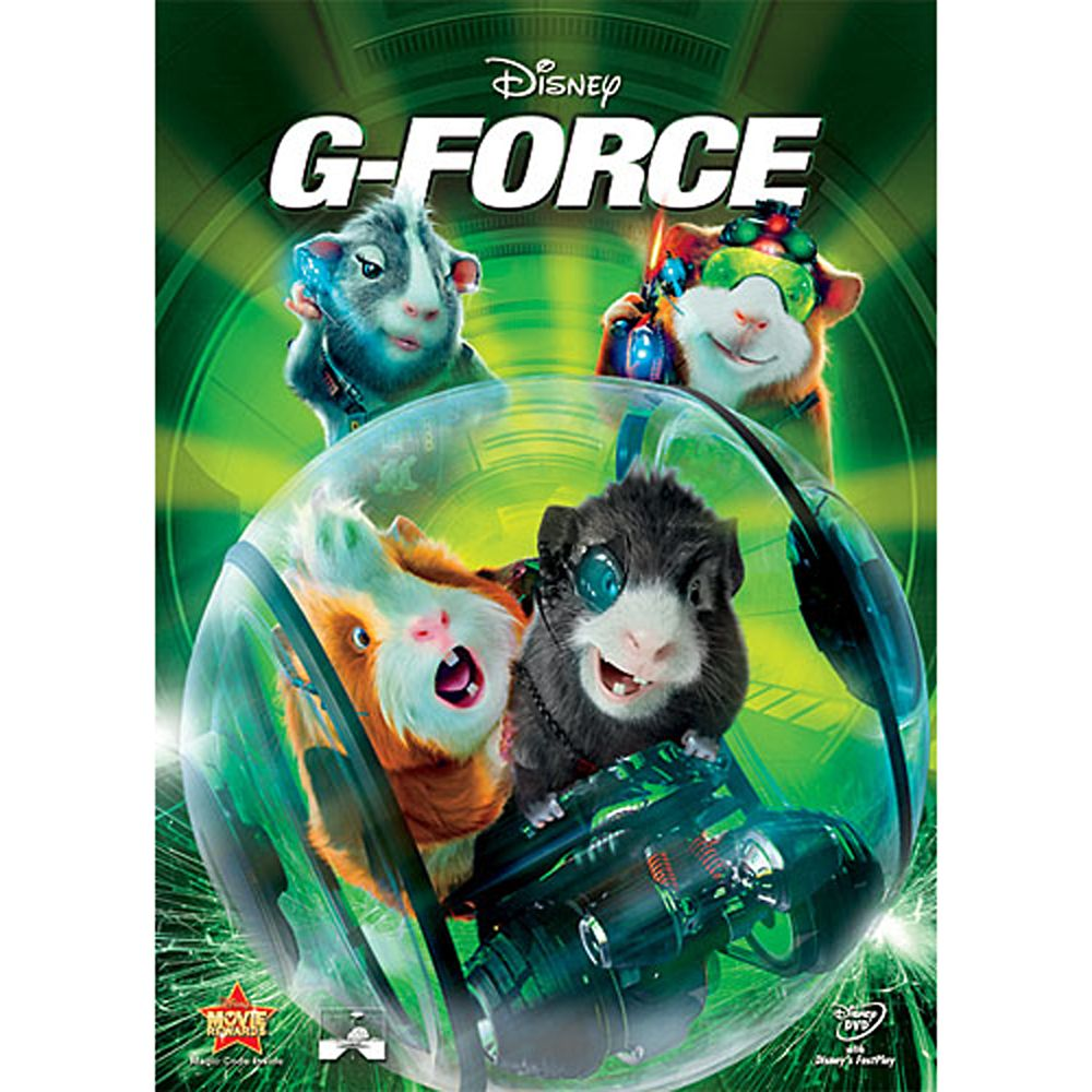 G Force Dvd Shopdisney