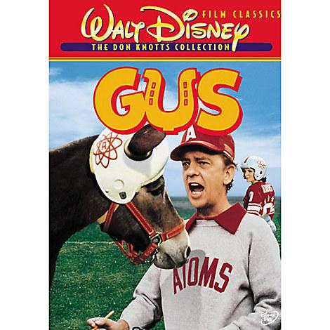 Gus DVD