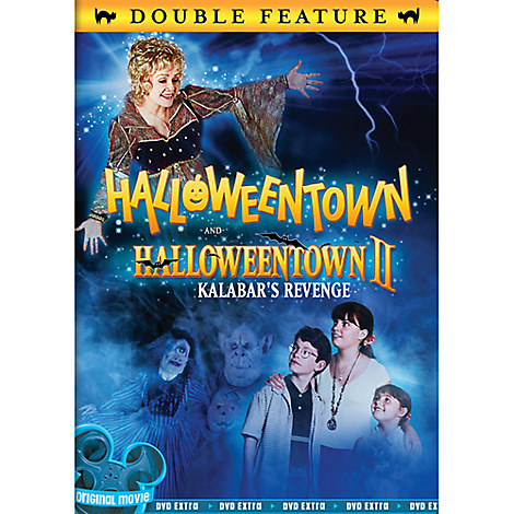 Halloweentown Double Feature DVD