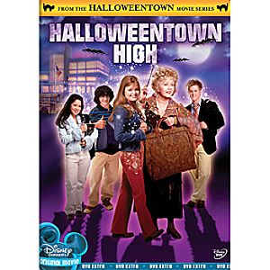 Halloweentown High Dvd Disney Store
