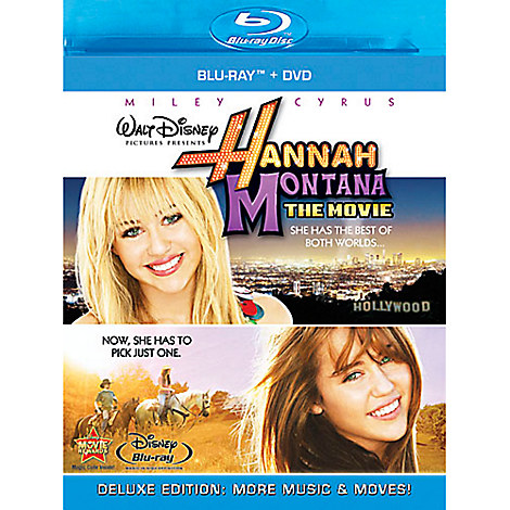 Hannah Montana: The Movie - Blu-ray + DVD Combo Pack