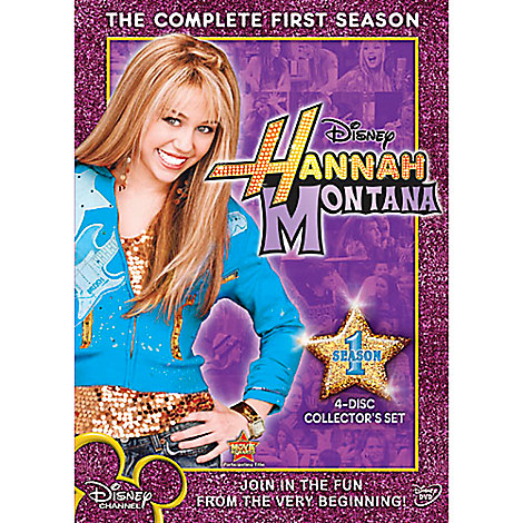 Hannah Montana: The Complete First Season DVD