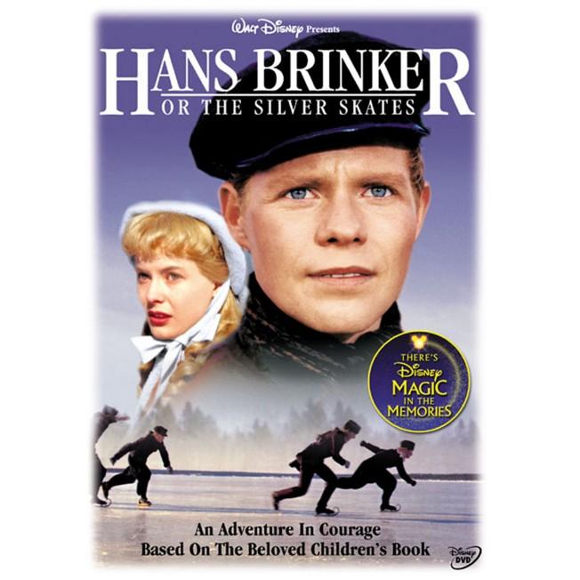 Hans Brinker, or the Silver Skates DVD