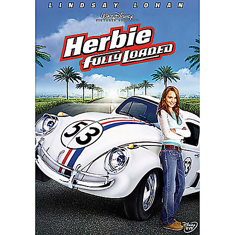 Herbie: Fully Loaded DVD