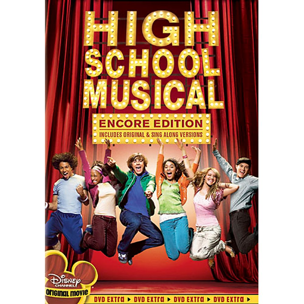 High School Musical DVD Official shopDisney