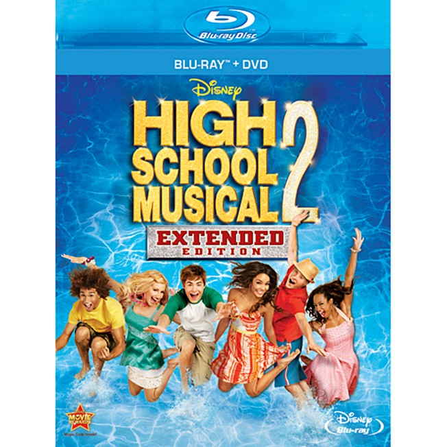 High School Musical 2 – 2-Disc Combo Pack