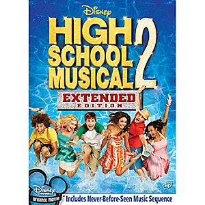 High School Musical 2 DVD 7745055550278P