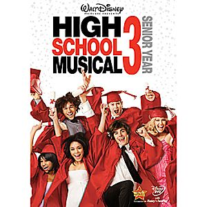 High School Musical 3: Senior Year DVD 7745055550279P
