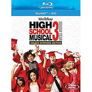 High School Musical 3: Senior Year – Blu-ray and DVD Combo Pack