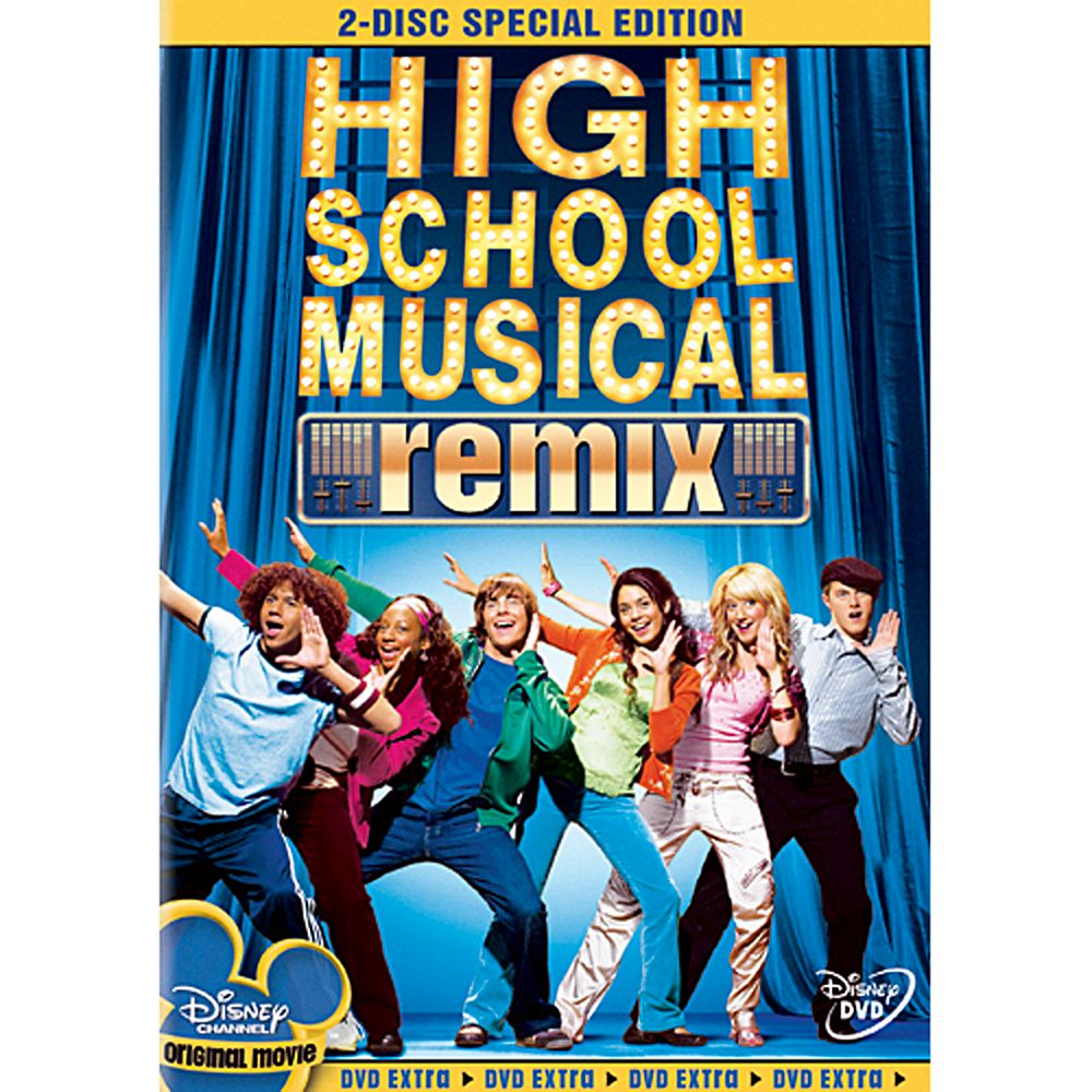 High School Musical – 2-Disc Combo Pack
