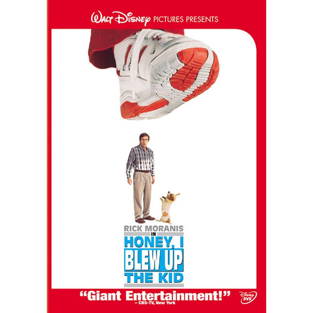 Honey I Blew Up the Kid DVD