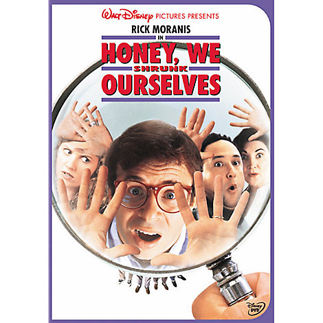 Honey We Shrunk Ourselves DVD
