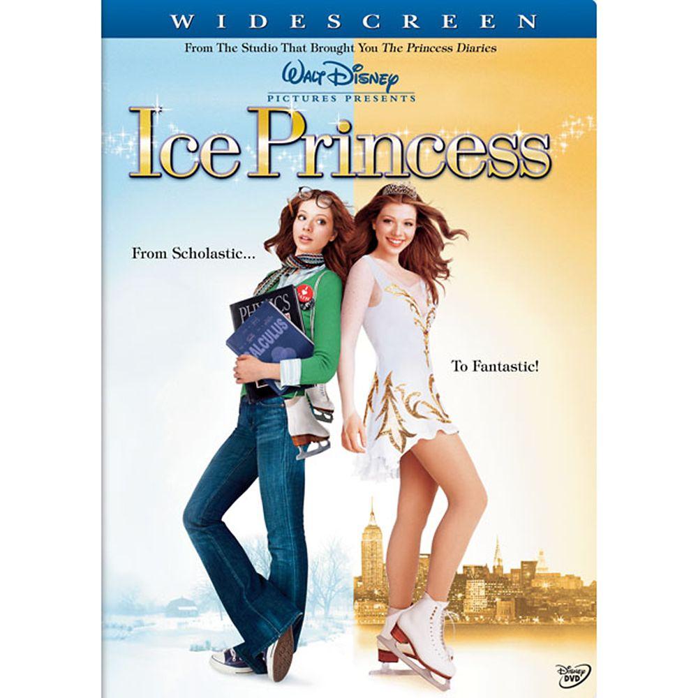 Ice Princess DVD – Widescreen