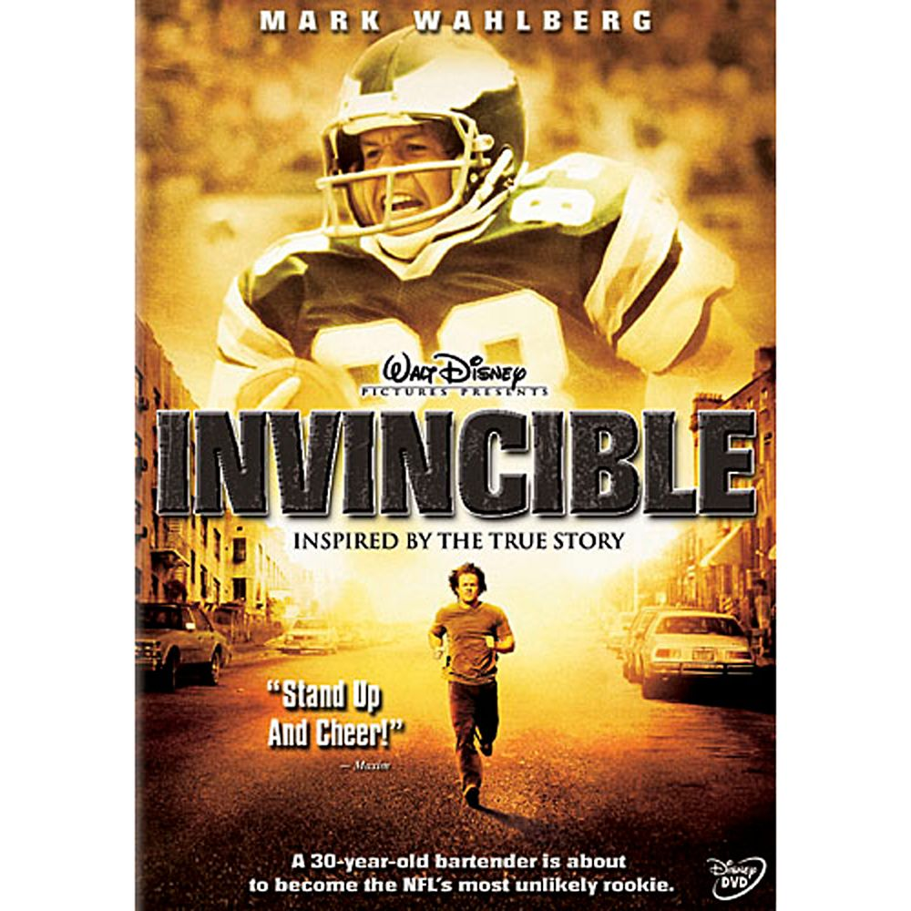 Invincible DVD – Widescreen
