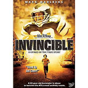 Invincible DVD - Widescreen 7745055550303P