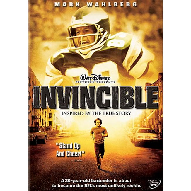 Invincible DVD – Widescreen