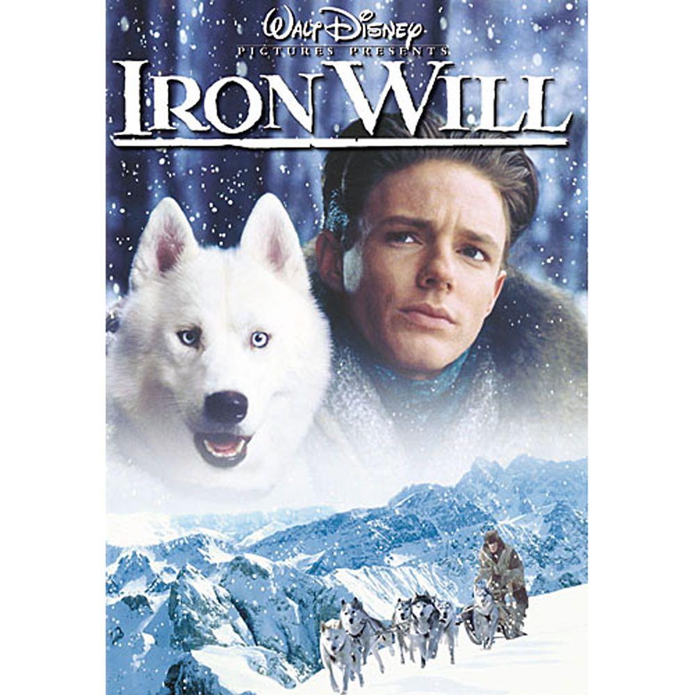 Iron Will DVD