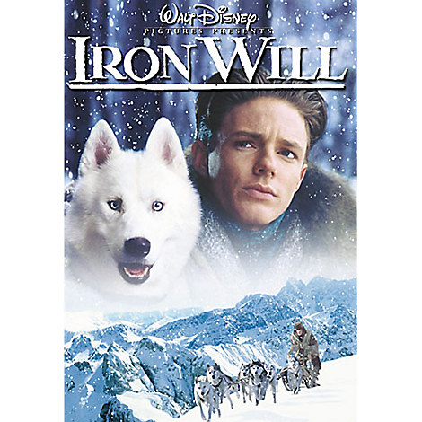 Iron Will DVD