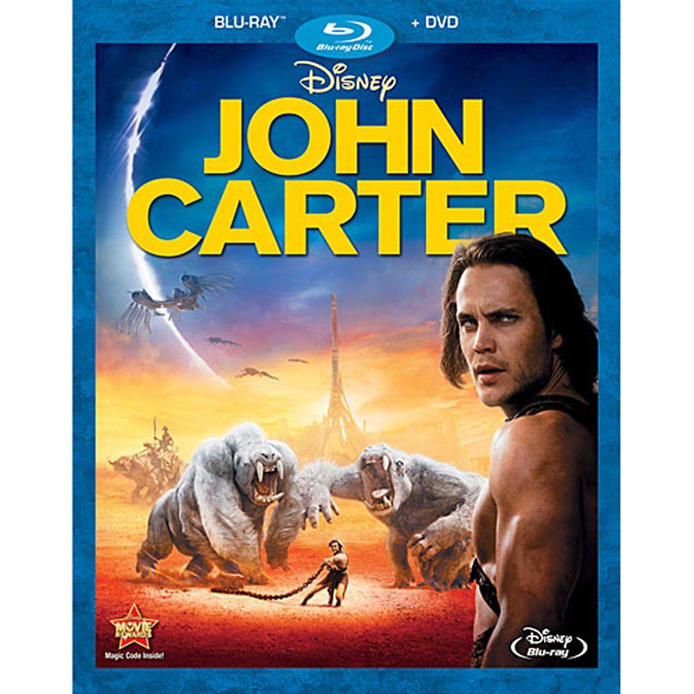 John Carter – 2-Disc Combo Pack