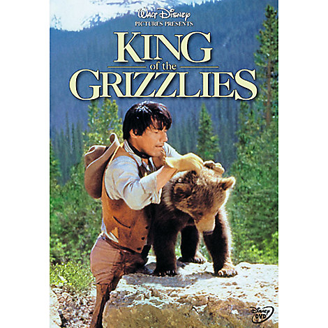 King of the Grizzlies DVD