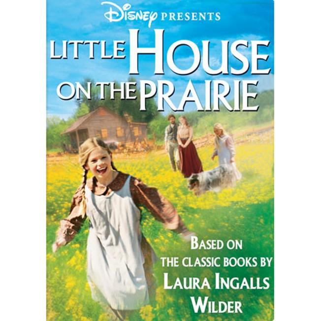 Little House on the Prairie DVD
