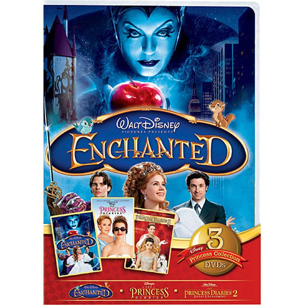 Princess Collection DVD Boxset