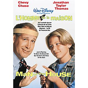 Man of the House DVD