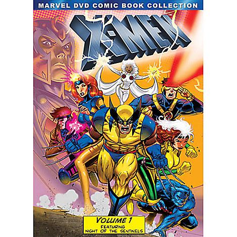 Marvel's X-Men Volume 1 DVD