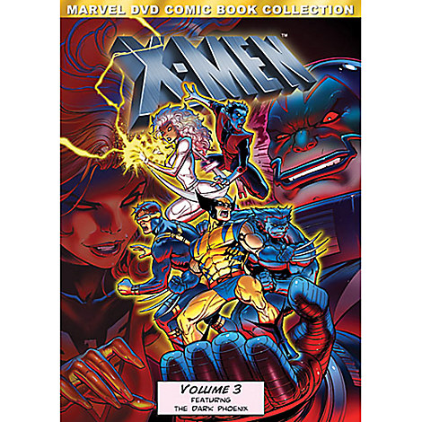 Marvel's X-Men Volume 3 DVD