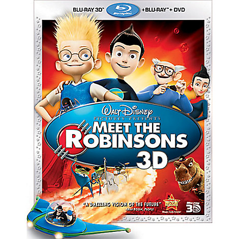 Meet the Robinsons - 3-Disc Set