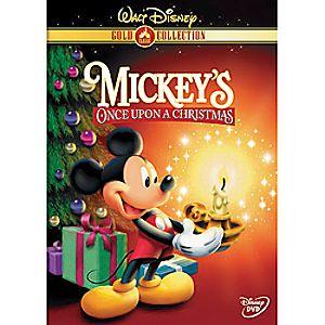 Mickey's Once Upon a Christmas DVD 7745055550359P