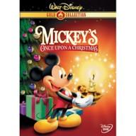 Mickey's Once Upon a Christmas DVD
