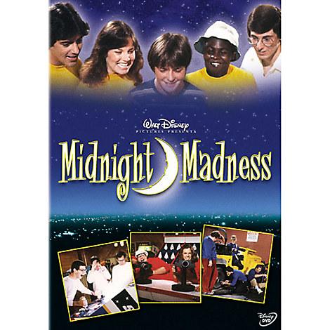 Midnight Madness DVD