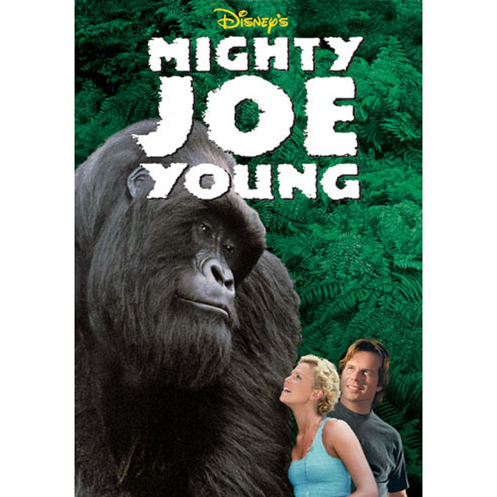 Mighty Joe Young DVD