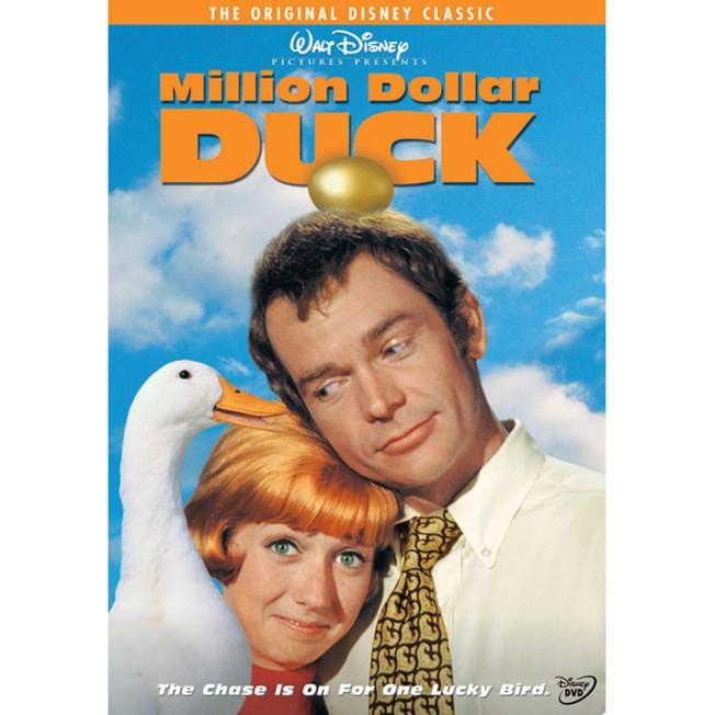 Million Dollar Duck DVD