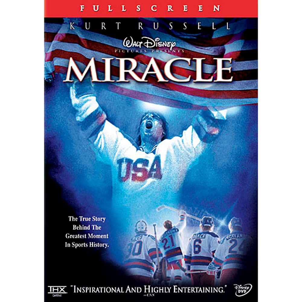Miracle DVD – Fullscreen