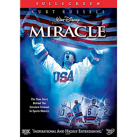 Miracle DVD - Fullscreen