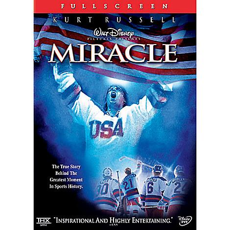 Miracle DVD - Fullscreen