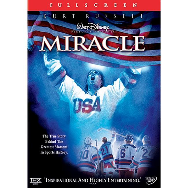 Miracle DVD – Fullscreen