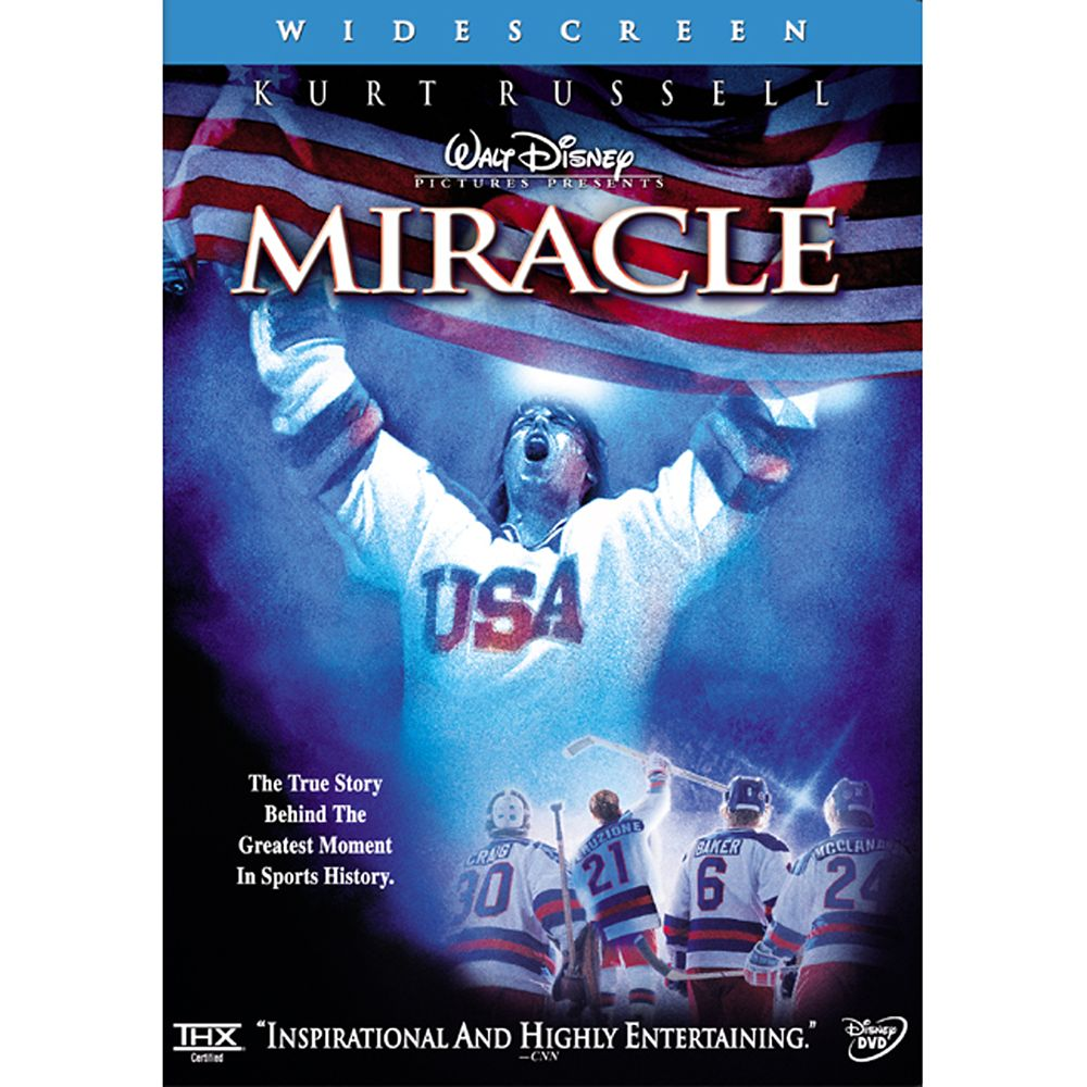 Miracle DVD Official shopDisney