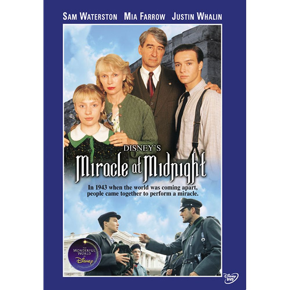 Miracle at Midnight DVD