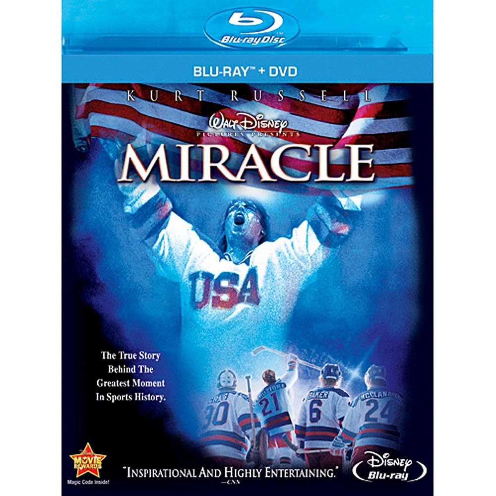 Miracle – Blu-Ray 2-Disc Combo Pack
