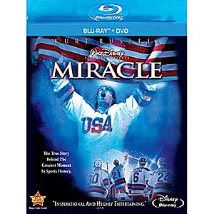 Miracle - Blu-Ray 2-Disc Combo Pack 7745055550367P
