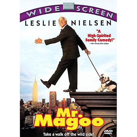 Mr. Magoo DVD