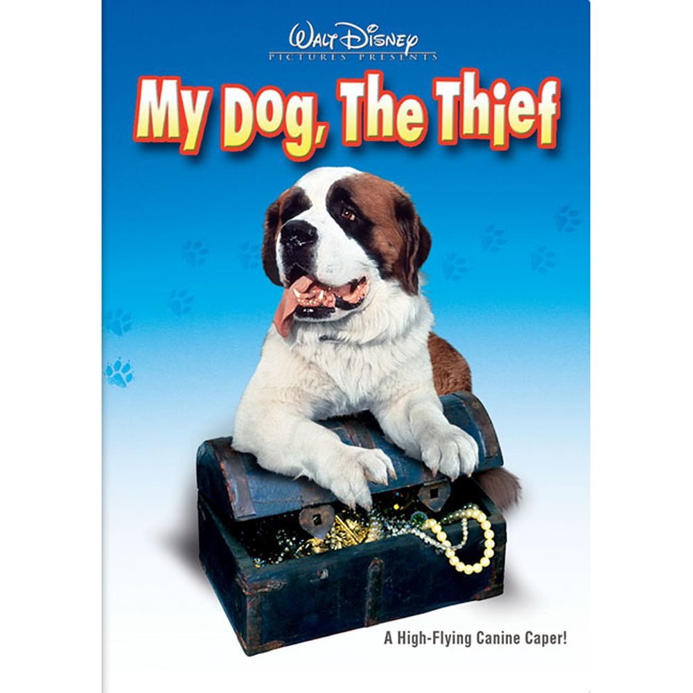 My Dog, the Thief DVD