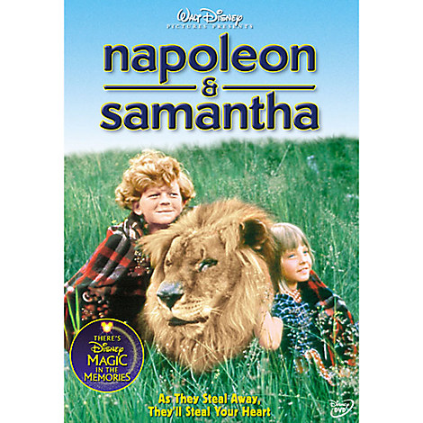 Napoleon and Samantha DVD