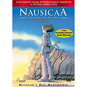 Nausicaa of the Valley of the Wind DVD 7745055550387P