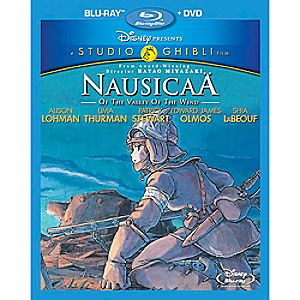 Nausicaa of the Valley of the Wind - 2-Disc Combo Pack 7745055550388P