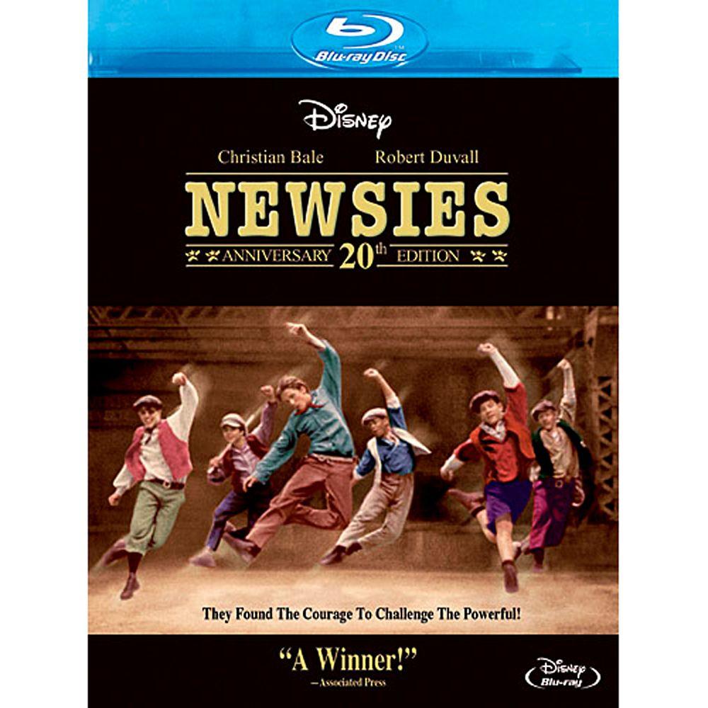 Newsies 20th Anniversary Blu-ray